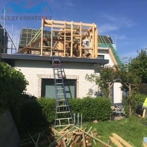 Nguet Construct - Revêtement de façade
